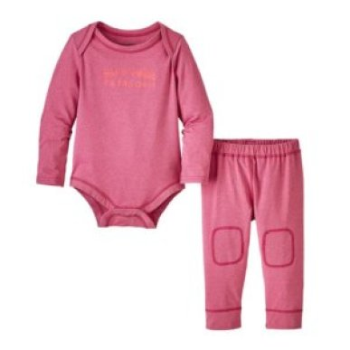 Capilene underwear for babies and toddlers