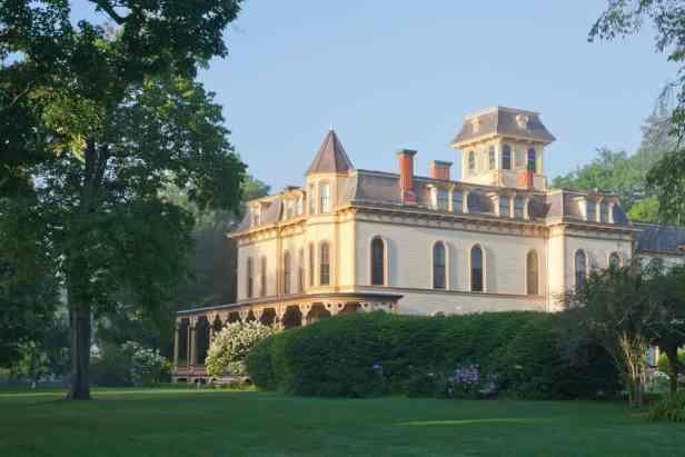 Park McCullough House