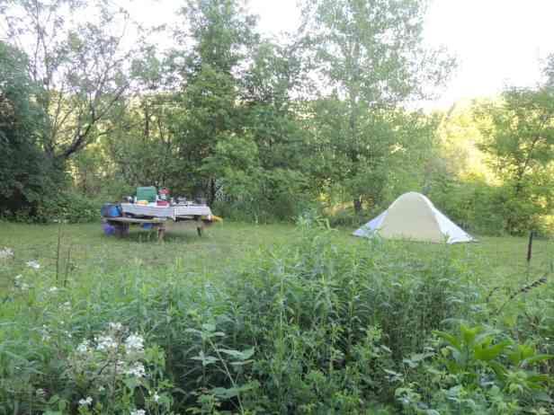 Herkimer, New York campground