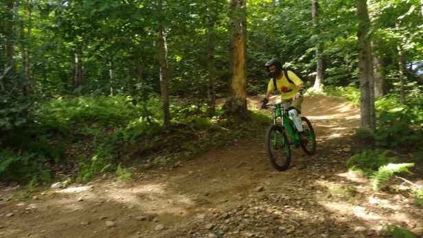 Mountain Biking Mount Snow