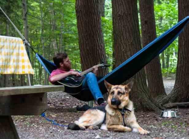 Camping Emerald Lake State Park