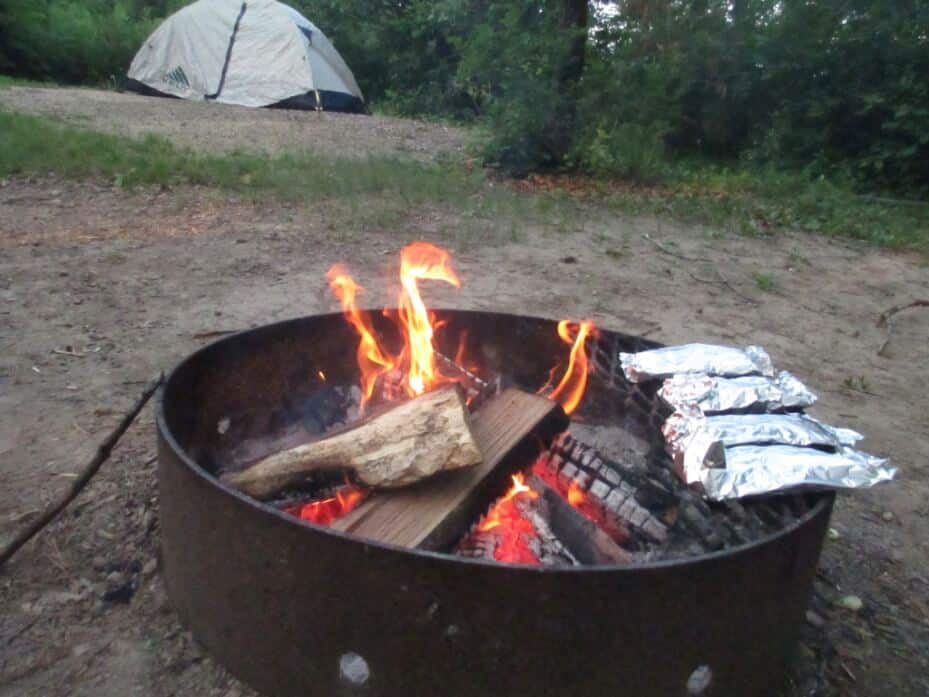 Are these the Easiest Campfire Recipes Ever?