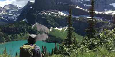 Hiking Glacier National Park