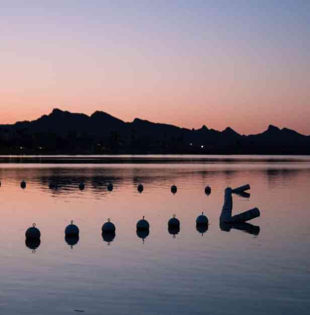 Lake Havasu Sunrise