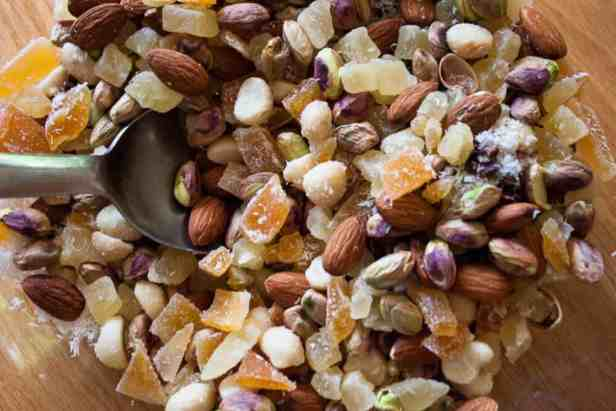 trail mix for camping