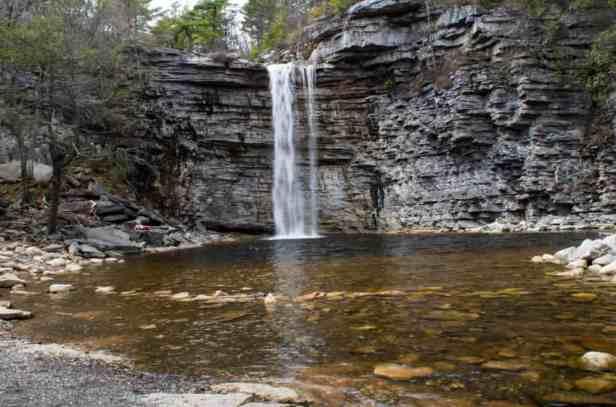 Awosting Falls - Minnewaska State Park