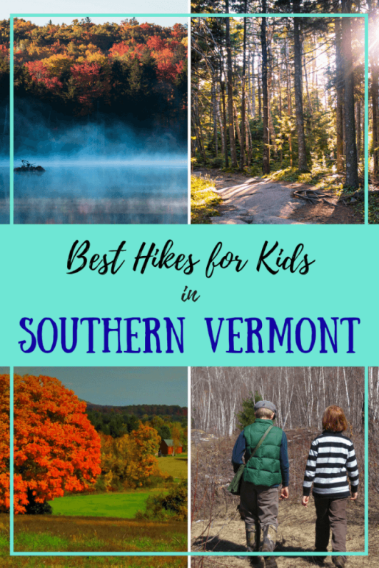 There are so many reasons to visit Southern Vermont with your family, and if you like getting outside, here's a few more. The best hikes for kids in Southern Vermont.