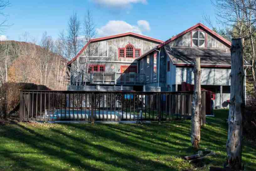 Our southern Vermont Vacation Rental