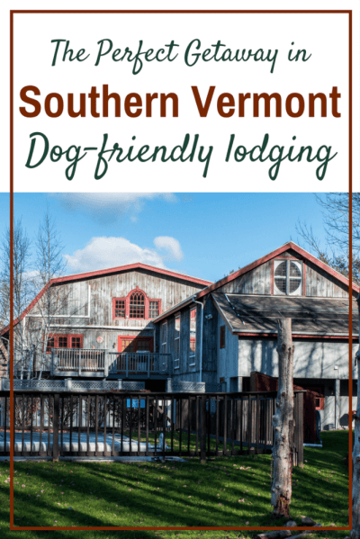 This is the perfect southern Vermont vacation rental for your next family vacation. Dog-friendly lodging in Vermont.
