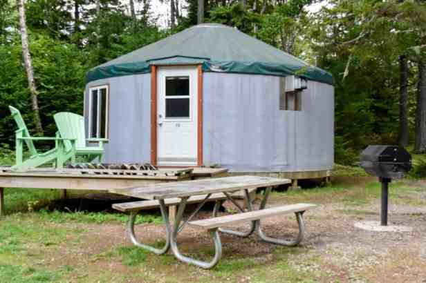 Fundy National Park Camping Guide