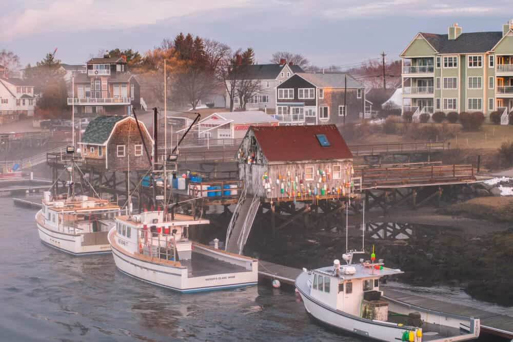 Winter In Portsmouth New Hampshire A Perfect New England Getaway