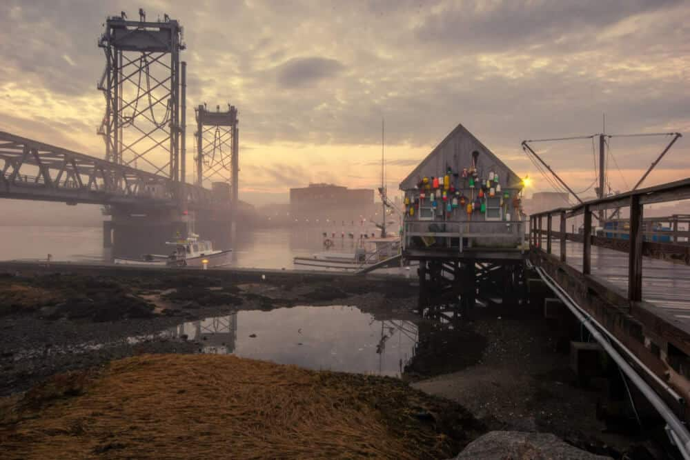 Flipboard This Coastal New England Town Is Perfect For A Late