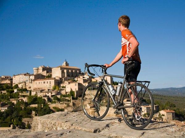 Provence Bike Trips Bike Trips In Provence France