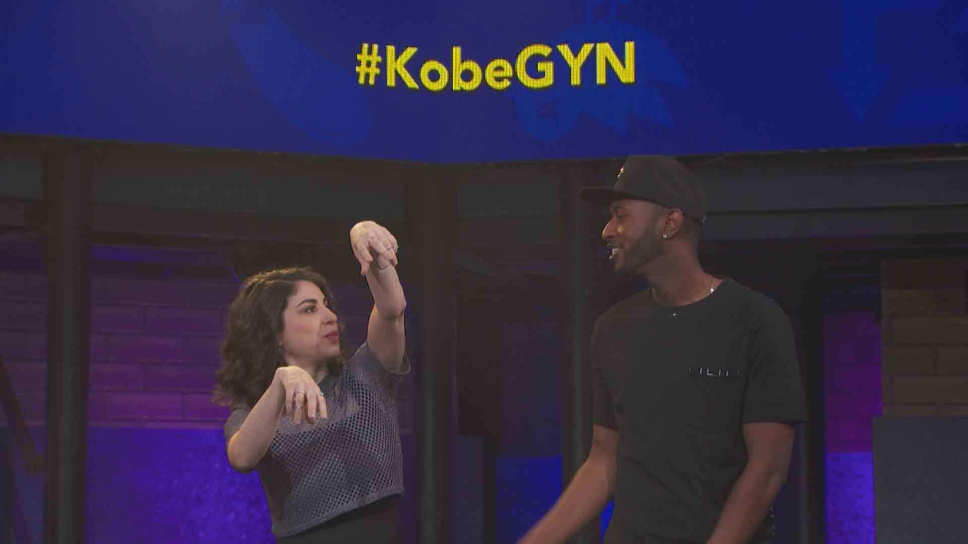 Joking Off Kobe