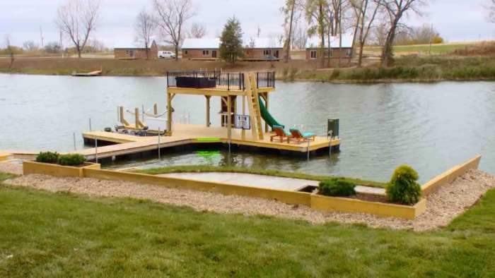 Lake Life Deck