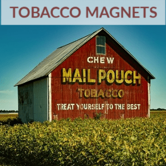 Tobacco Magnets