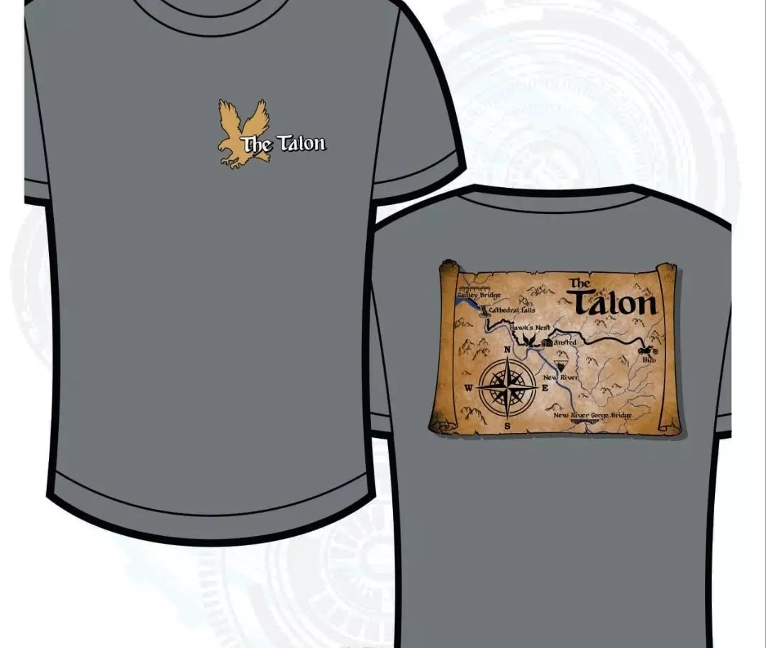 THE TALON MAP SHIRT