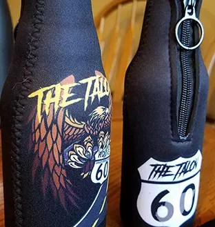 THE TALON BOTTLE KOOZIE