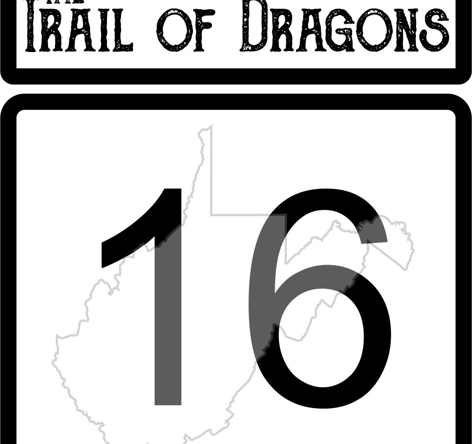 THE TRAIL OF DRAGONS PATCH