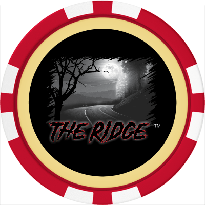 THE RIDGE POKER CHIP