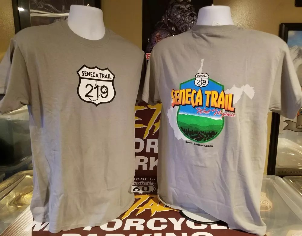 SENECA TRAIL T-SHIRT