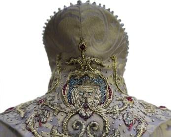 Sansa S3 Wedding Dress Closeup 2
