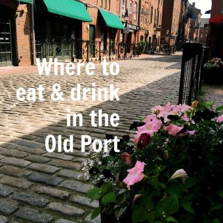 Places to go in the Old Port