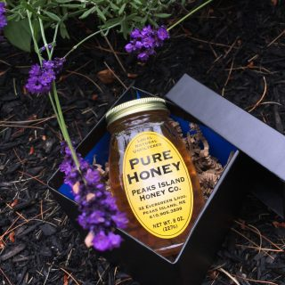 Peaks Island Honey giveaway winner!