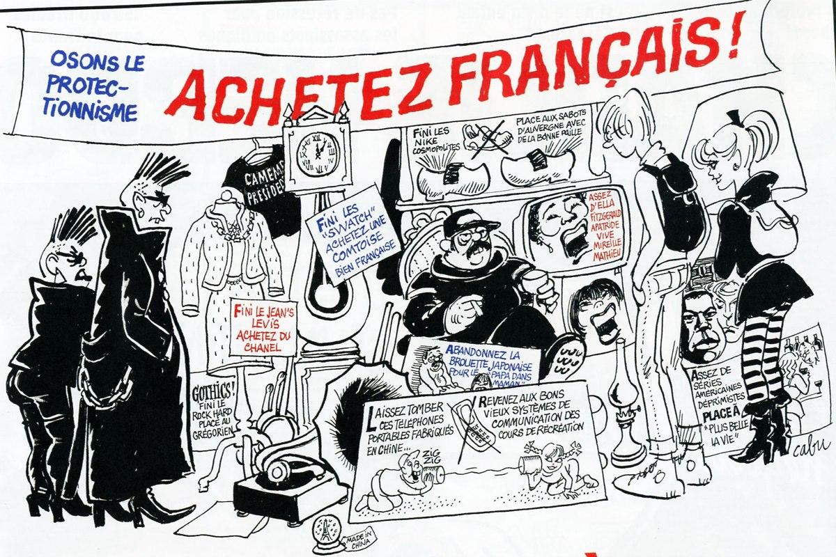 Acheter Français ?