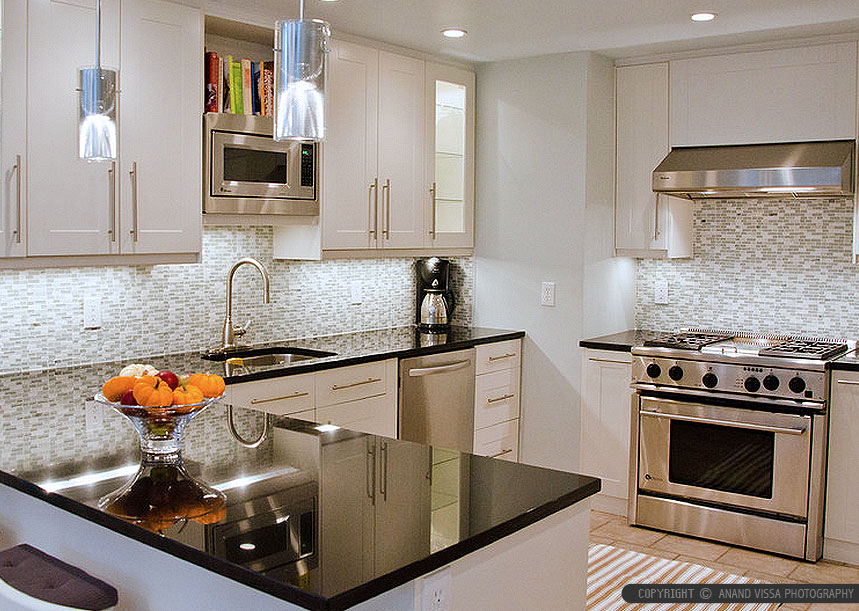 Black Countertop Backsplash Ideas - Backsplash.com ... on Countertops Backsplash Ideas  id=22020