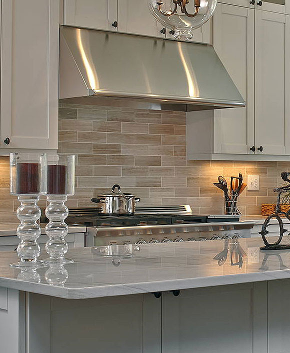 MARBLE BACKSPLASH TILE Mosaics Ideas