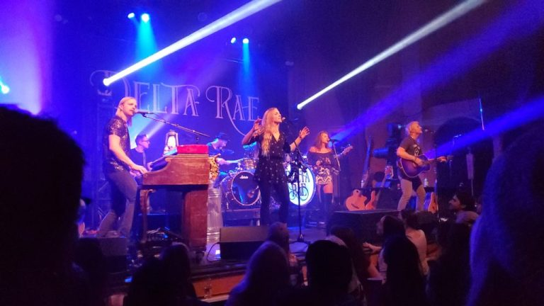 Delta Rae in Denver 2019