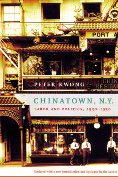 Chinatown NY Labor & Politics