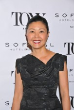 Linda Cho attends the Tony Honors Cocktail Party Presenting The 2017 Tony Honors For Excellence In The Theatre And Honoring The 2017 Special Award Recipients - at Sofitel Hotel on June 5, 2017 in New York City. Credit: Shevett Studios
