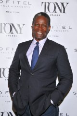 John Douglas Thompson attends the Tony Honors Cocktail Party Presenting The 2017 Tony Honors For Excellence In The Theatre And Honoring The 2017 Special Award Recipients - at Sofitel Hotel on June 5, 2017 in New York City. Credit: Shevett Studios