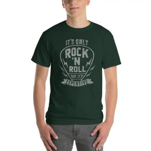 Its Only Rock And Roll Tee Shirt