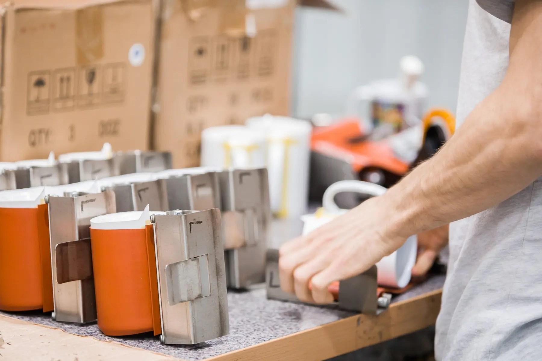 Backstage Create Coffee & Tea Mugs