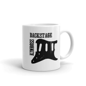 Backstage Music Mug