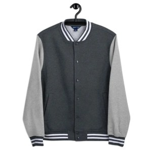Men's Letterman Jacket