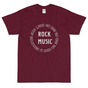 Rock Music T-Shirt