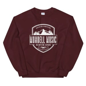 Mundell Music Sweatshirt