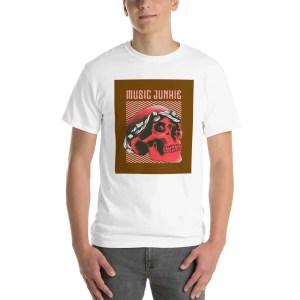 Music Junkie T-Shirt