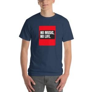 No Music No Life Tee Shirt