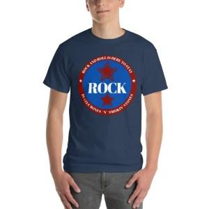 'Beatle Bones N' Smokin' Stones' Tee Shirt