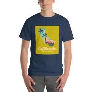 Sunny California USA Tee Shirt