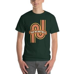 Seventies Retro Tee Shirt