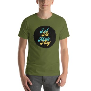 Let the music play, Short-Sleeve Unisex T-Shirt