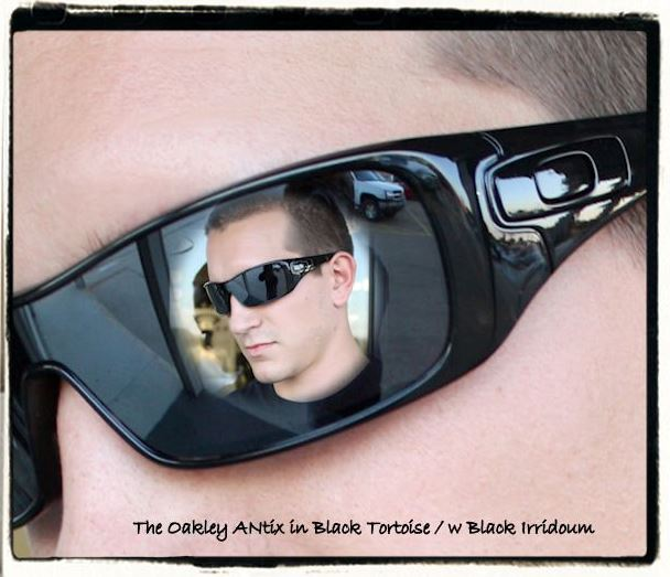 The Oakley Antix