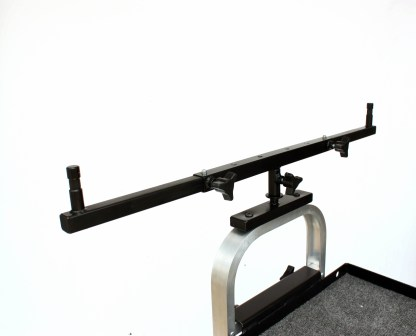 Mag Dual Video Monitor Bracket (Telescopic) Fully Extended