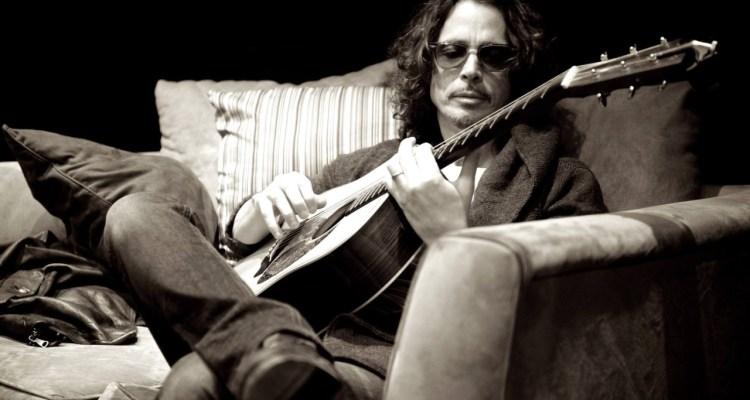 Chris Cornell meninggal